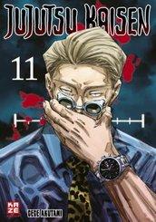 Jujutsu Kaisen - Bd.11