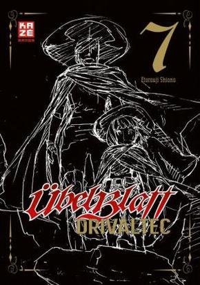 Übel Blatt: Drivaltec (3-in-1-Edition) - Bd.7