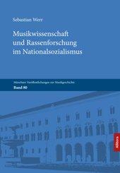 Musikwissenschaft und Rassenforschung im Nationalsozialismus