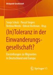 (In)Toleranz in der Einwanderungsgesellschaft?
