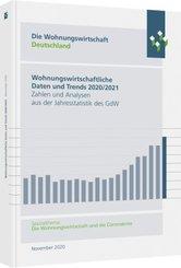Wohnungswirtschaftliche Daten und Trends 2020/2021
