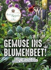 Gemüse ins Blumenbeet!