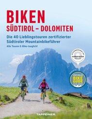 Biken Südtirol - Dolomiten