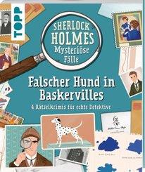 Sherlock Holmes - Mysteriöse Fälle: Falscher Hund in Baskerville