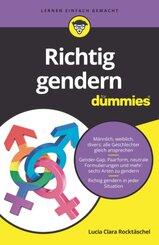Richtig gendern für Dummies