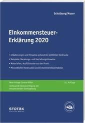 Einkommensteuer-Erklärung 2020