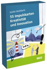 55 Impulskarten Kreativität und Innovation