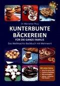 Kunterbunte Bäckereien für die ganze Familie