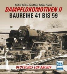Dampflokomotiven II