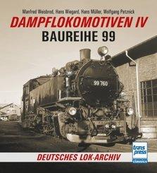 Dampflokomotiven IV