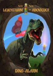 Leuchtturm der Abenteuer Dino-Alarm (Kinderbuch für Erstleser)
