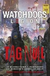 Watch Dogs: Legion - Tag Null