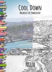 Cool Down   Malbuch für Erwachsene: Nizza