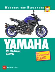 Yamaha MT-09; Band 6/1