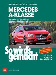 Mercedes A-Klasse von 2012 bis 2017