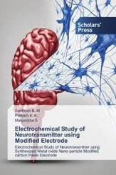 Electrochemical Study of Neurotransmitter using Modified Electrode