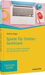 Spiele für Online-Seminare