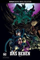 Batman Graphic Novel Collection, Das Beben - .3