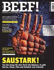 BEEF! - Für Männer mit Geschmack: Saustark!