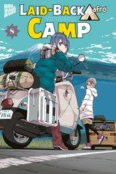 Laid-Back Camp - Bd.8