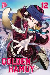 Golden Kamuy - Bd.12