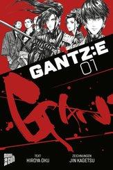 GANTZ:E - Bd.1