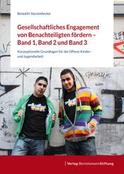 Gesellschaftliches Engagement von Benachteiligten fördern, Bd.1-3