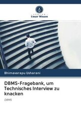 DBMS-Fragebank, um Technisches Interview zu knacken