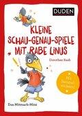 Duden Minis - Kleine Schau-genau-Spiele mit Rabe Linus