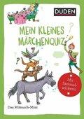 Duden Minis - Mein kleines Märchenquiz
