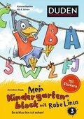 Mein Kindergartenblock mit Rabe Linus (3)