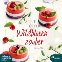 Wildblütenzauber, 1 Audio-CD, MP3