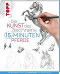 Die Kunst des Zeichnens 15 Minuten - Pferde