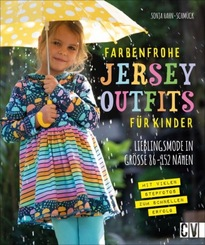 Farbenfrohe Jersey-Outfits für Kinder
