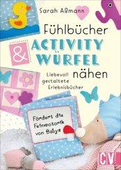 Fühlbücher & Activity-Würfel nähen