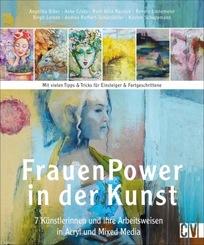 Frauen Power in der Kunst