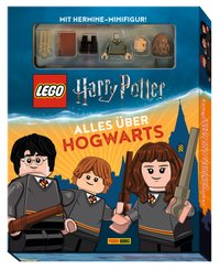 LEGO® Harry Potter: Alles über Hogwarts: Schulfächer, Zaubersprüche, Quidditch und mehr!