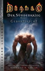 Diablo: Sündenkrieg Buch 1 - Geburtsrecht