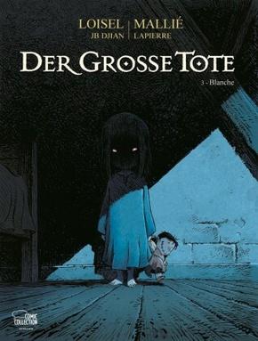 Der große Tote - Blanche - Bd.3