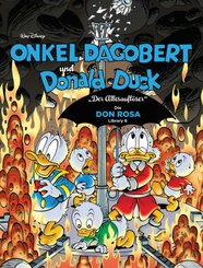 Onkel Dagobert und Donald Duck - Die Don Rosa Library - Bd.6