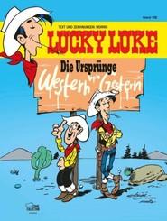 Lucky Luke - Die Ursprünge - Western von Gestern