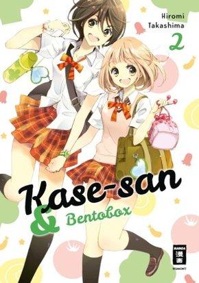 Kase-san und Bentobox - Bd.2