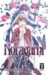 Noragami - Bd.23
