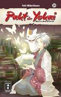 Pakt der Yokai - Bd.21