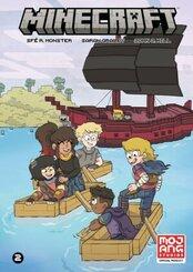 Mojang Minecraft, Der Comic - Bd.2