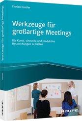 Werkzeuge für großartige Meetings