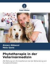 Phytotherapie in der Veterinärmedizin
