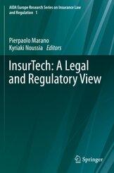 InsurTech: A Legal and Regulatory View
