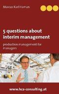 5 Questions About Interim Management