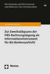 Zur Zweckadäquanz der IFRS-Rechnungslegung als Informationsinstrument für die Bankenaufsicht; I,5
